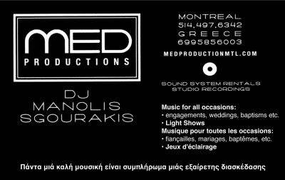 MED PRODUCTIONS