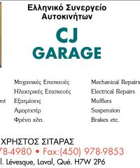 CJ Garage