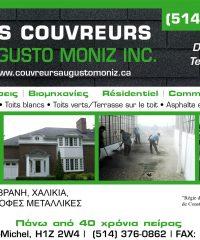 Les Couvreurs Augusto Moniz