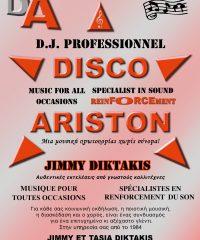 Disco ARISTON