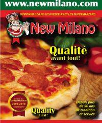 Produits Alimentaires NEW MILANO