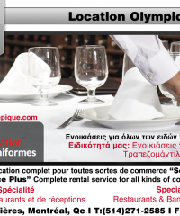 LOCATION OLYMPIQUE