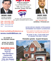 Khan, Rashid (REMAX du CARTIER)