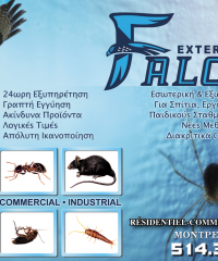 EXTERMINATION FALCON INC