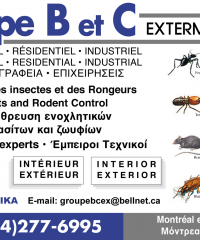 Groupe B & C Extermination