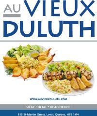 AU VIEUX DULUTH Restaurant