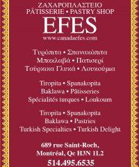 EFES Patisserie Pastahanesi