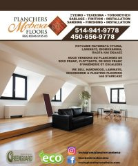 Plachers MEBESA Inc. Floors