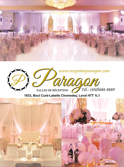 PARAGON Reception Hall