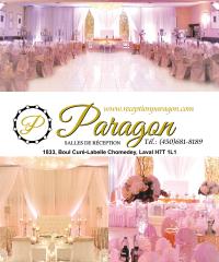 PARAGON Salles de Réception